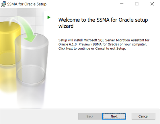 Migrating from Oracle to SQL Server 2016